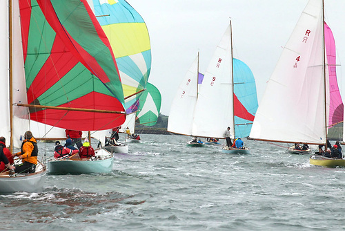 Rivers on the run at the Strangford Lough Centenary Event