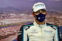 25th September 2021; Sochi, Russia; F1 Grand Prix of Russia  qualifying sessions;  F1 Grand Prix of Russia 63 George Russell GBR, Williams Racing