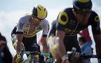 Maarten Wynants (BEL/LottoNL-Jumbo)<br /> <br /> 114th Paris-Roubaix 2016