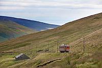 Snaefell Mountain Railway, Isle of Man.