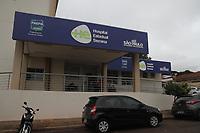 Serrana (SP), 16/02/2021 - Projeto S-SP - Hospital Estadual de Serrana onde acontece o Projeto S do instituto Butantan no interior de São Paulo, na manhã desta terça-feira (16). O estudo, inédito no mundo, foi idealizado  pelo Instituto Butantan e tem como objetivo analisar o impacto e a eficácia da vacinação na redução de casos de Covid-19 e no controle da pandemia.