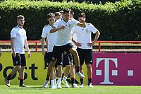 Julian Draxler (Deutschland, Germany) - 14.06.2017: Training der Deutschen Nationalmannschaft zur Vorbereitung auf den Confed Cup, Sportpark Kelsterbach