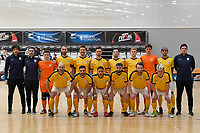 Capital Futsal Team, Men's Futsal SuperLeague, Canterbury United Futsal Dragons v Capital Futsal at ASB Sports Centre, Wellington on Saturday 31 October 2020.<br /> Copyright photo: Masanori Udagawa /  www.photosp ort.nz