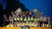 best team: Saxo-Tinkoff<br /> <br /> Tour de France 2013<br /> (final) stage 21: Versailles - Paris Champs-Elysées<br /> 133,5km