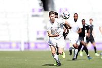 Orlando, Florida - Monday January 15, 2018: Josh Morton. Match Day 2 of the 2018 adidas MLS Player Combine was held Orlando City Stadium.