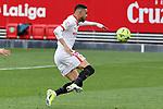 Sevilla FC's Youssef En-Nesyri during La Liga match. January 23,2021. (ALTERPHOTOS/Jose Luis Contreras)