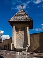 Bildstock in Brixen, Region Südtirol-Bozen, Italien, Europa<br /> piety column in Brixen, Region South Tyrol-Bolzano, Italy, Europe