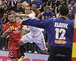2013.01.13 Handball WC Francia v Montenegro