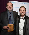 Arthur Rotch and guest attends the Second Annual SDCF Awards, A celebration of Excellence in Directing and Choreography, at the Green Room 42 on November 11, 2018 in New York City.