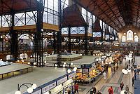 Zentrale Markthalle, Központi Vásárcsarnok, Vámház körút 1-3, Budapest, Ungarn