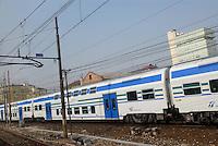 - Trenitalia, high density train for local transport ....- Trenitalia, treno ad alta densità per il trasporto locale