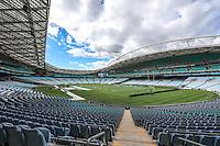 SYDNEY, AUSTRALIA - August 26, 2016:  Cal Bears Football team Australia trip.