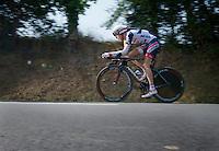 Bart De Clercq (BEL)<br /> <br /> Tour de France 2013<br /> stage 11: iTT Avranches - Mont Saint-Michel <br /> 33km