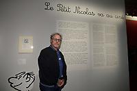 Nicolas PHILIBERT - Vernissage de l'exposition Goscinny - La Cinematheque francaise 02 octobre 2017 - Paris - France