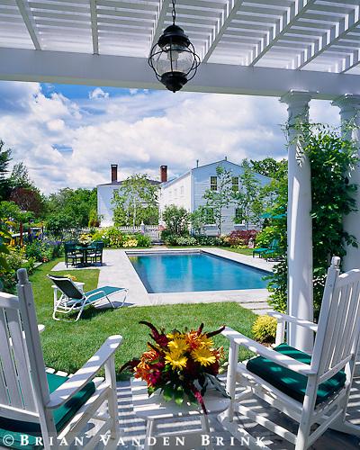 Dyke Messler Residence Brian Vanden Brink Architectural Photographer