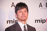 Hidetoshi Nishijima - RED CARPET POUR L'OUVERTURE DU MIPTV 2017 A L'HOTEL MARTINEZ - CANNES, FRANCE - LUNDI 3 AVRIL 2017.