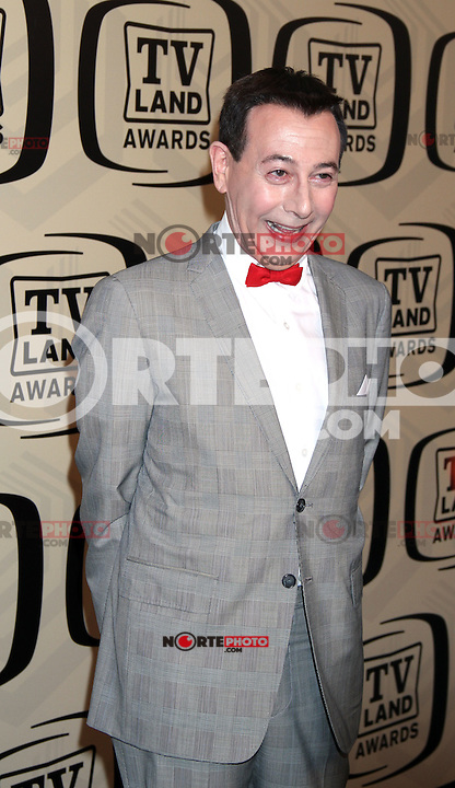 April 14, 2012 Paul Reubens attends the 10th Anniversary of TV Land Awards  at the Lexington Avenue Armory in New York City..Credit:RWMediapunchinc.com