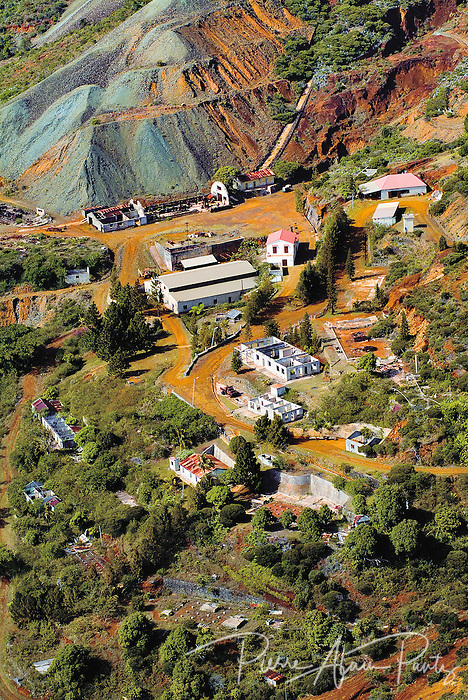 Village minier de Tiébaghi