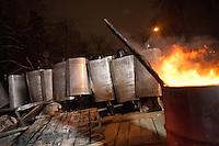 Protesters evacuation in Kiev begins