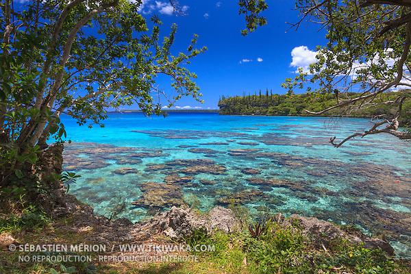 Baie de Jinek, Lifou, Nouvelle-Calédonie