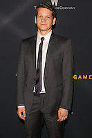 LOS ANGELES, CA, USA - NOVEMBER 10: Graham Moore arrives at the Los Angeles Screening Of The Weinstein Company's 'The Imitation Game' held at the Directors Guild of America Theatre on November 10, 2014 in Los Angeles, California, United States. (Photo by Celebrity Monitor)