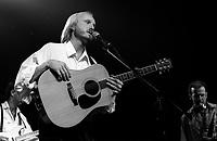 FILE PHOTO -  <br /> Jim Corcoran, au party de Musique Plus, le 2 septembre 1986, au spectrum.<br /> <br /> PHOTO : Pierre Roussel<br />  - Agence Quebec Presse
