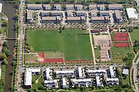 Neu Allermoehe West Sportplatz 2000: EUROPA, DEUTSCHLAND, HAMBURG 30.04.2019: Neu Allermoehe West Sportplatz 2000