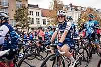 Elisa Longo Borghini (ITA/Trek-Segafredo)<br /> <br /> AG Driedaagse Brugge-De Panne 2020 (1.WWT)<br /> 1 day race from Brugge to De Panne (156km) <br /> <br /> ©kramon