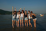 Red Bull Dragon Roar on 06 August 2016 at Sai Kung's Sha Ha Beach, in Hong Kong, China.  Photo by Marcio Machado / Power Sport Images