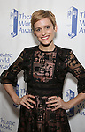 Denise Gough attends the 74th Annual Theatre World Awards at Circle in the Square on June 4, 2018 in New York City.