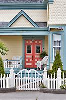 Victorian home in Ferndale. California