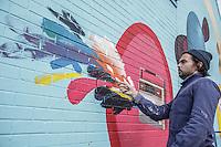 Oliver Jeffers - U2 Mural Video