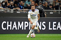 Dani Carvajal of Real Madrid in action during the Uefa Champions League group D football match between FC Internazionale and Real Madrid at San Siro stadium in Milano (Italy), September 15th, 2021. Photo Andrea Staccioli / Insidefoto
