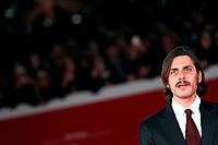 Luca Marinelli<br /> Roma 27/10/2017.  Auditorium parco della Musica. Festa del Cinema di Roma 2017.<br /> Rome October 27th 2017. Rome Film Fest 2017<br /> Foto Samantha Zucchi Insidefoto
