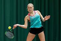 Wateringen, The Netherlands, March 9, 2018,  De Rijenhof , NOJK 12/16 years, Melissa Boyden (NED)<br /> Photo: www.tennisimages.com/Henk Koster