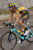 29th August 2020, Nice, France;  DUMOULIN Tom (NED) of TEAM JUMBO - VISMA during stage 1 of the 107th edition of the 2020 Tour de France cycling race, a stage of 156 kms with start in Nice Moyen Pays and finish in Nice