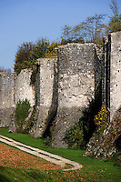 Europe/France/Ile-de-France/77/Seine-et-Marne/Provins : les remparts