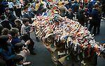 Minehead Hobby Horse Somerset UK May 1st May Day.