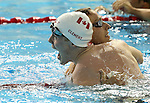 Toronto, Ontario, August 12, 2015. Nathan Clement competes in the swimming during the 2015 Parapan Am Games . Photo Scott Grant/Canadian Paralympic Committee