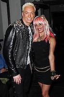 STUDIO CITY, CA - JUNE 23: KUBA Ka and Sabrina Parisi attend Polish Popstar KUBA Ka's concert at La Maison in Studio City on June 23, 2013 in Studio City, California. (Photo by Celebrity Monitor)