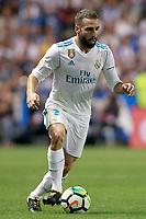 Real Madrid's Daniel Carvajal during La Liga match. August 20,2017.  *** Local Caption *** © pixathlon