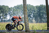 Tibor del Grosso (NED)<br /> <br /> Junior Men Individual Time Trial from Knokke-Heist to Bruges (22.3 km)<br /> <br /> UCI Road World Championships - Flanders Belgium 2021<br /> <br /> ©kramon