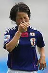 17.07.2010,  Augsburg, GER, FIFA U20 Womens Worldcup, Nigeria vs Japan,  im Bild Traenen nach dem Spiel Nozomi FUJITA  (Japan Nr.7)  , Foto: nph /  Straubmeier