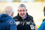 Kerry manager Fintan O'Connor after the Joe McDonagh hurling cup fourth round match between Kerry and Carlow at Austin Stack Park on Saturday.