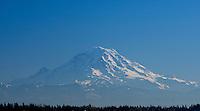 Mt. Rainier in Seattle Washington.