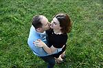 Melissa and Brett's Engagement Portraits
