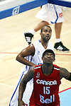 Tony Parker of France. France v Canada, friendly basketball match in preparation for the European championships. Palais Des Sports, Toulouse, France, 27th July 2011.