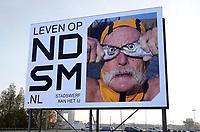 Nederland  Amsterdam  2020. NDSM Werf. Leven op NDSM.   Foto : ANP/ HH / Berlinda van Dam