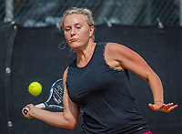 Rotterdam, Netherlands, August21, 2017, Rotterdam Open, Lexie Stevens (NED)<br /> Photo: Tennisimages/Henk Koster