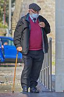 2020 09 21 William Morgan arrives to Swansea Crown Court, Swansea, Wales, UK